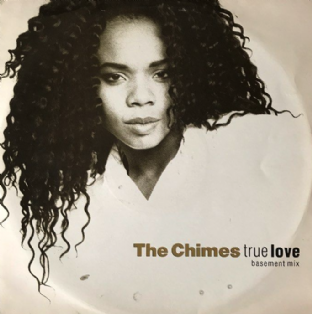 "Chimes (The) - True Love (Basement Mix) (12"") (VG-/G++)"